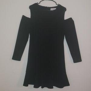 Nicole Miller Studio size 14 black dress